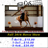 North Crest Equestrian Horse Show